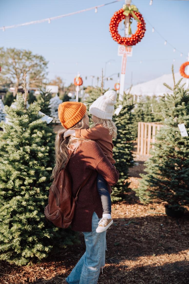 tree lot 2018